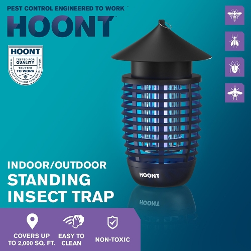 Hoont-Powerful-Electric-Indoor-Catcher mosquito killer
