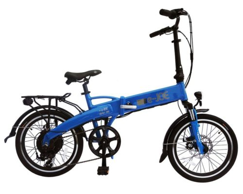ejoe epic se electric folding bicycle