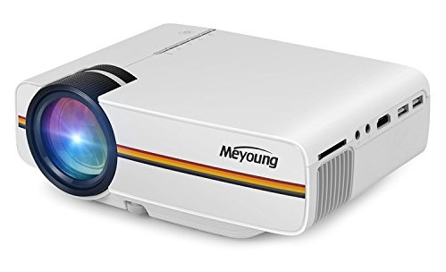 Meyoung LED Mini Outdoor Projector