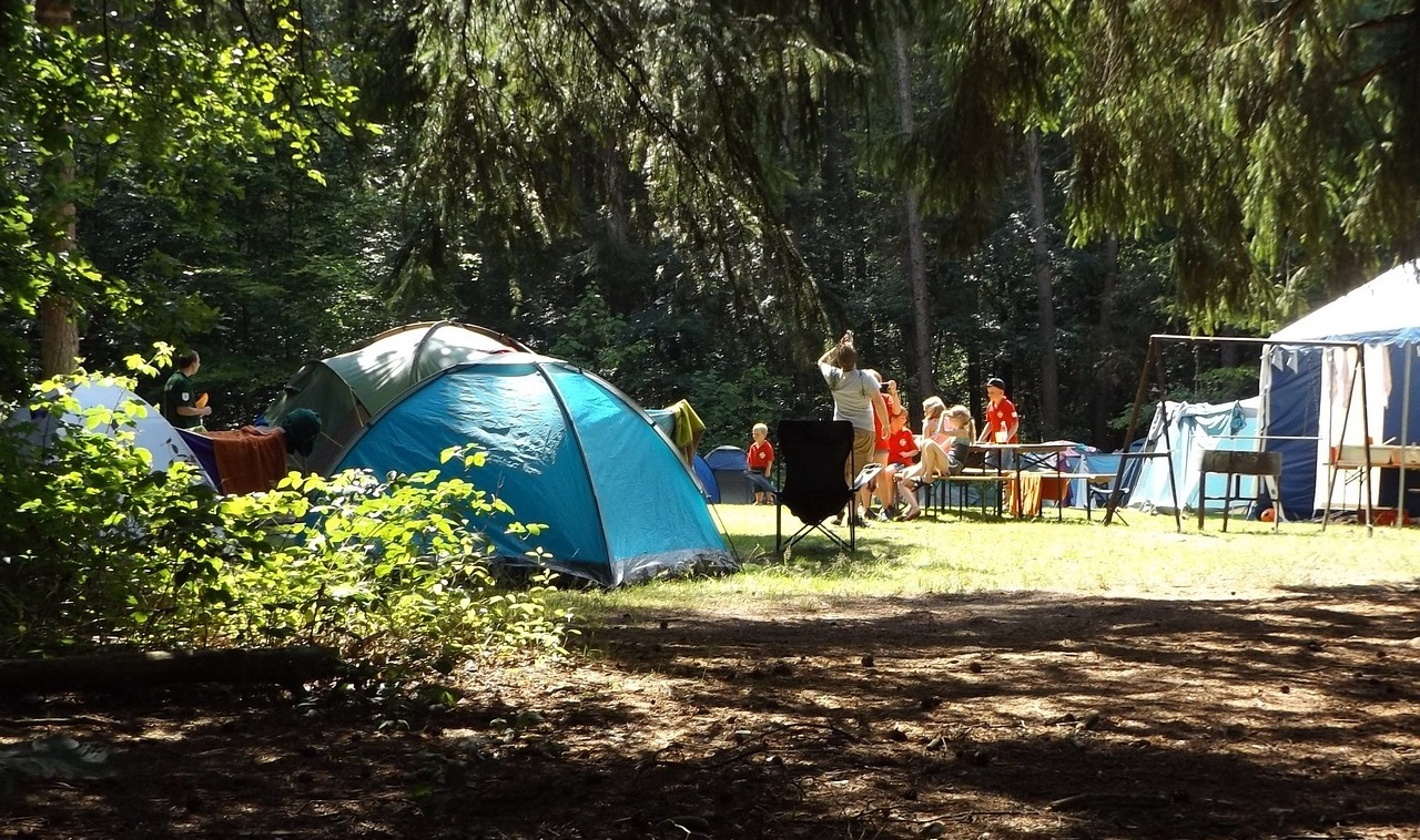 Tips to Make the Most of Your Family Camping Trip