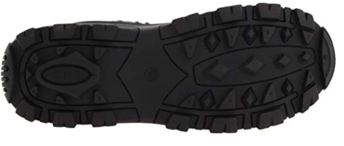 Tundra-Mens-Toronto-Boot-Black waterproof sole