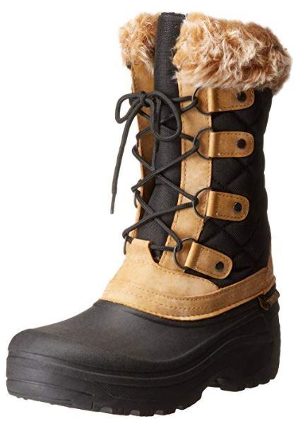 Tundra-womens waterproof boot