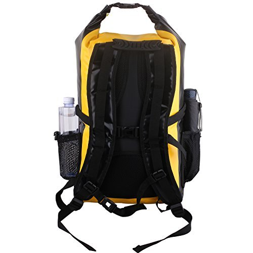 Vitchelo-Waterproof-Backpack-Outdoor-Kayaking inside view