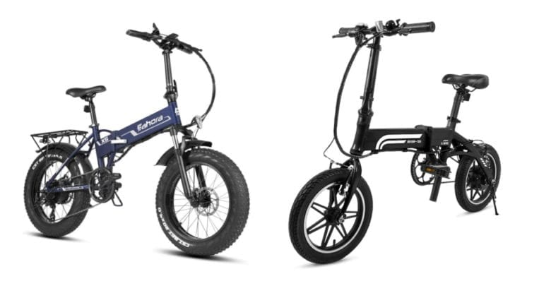 best folding electric bikes reviews