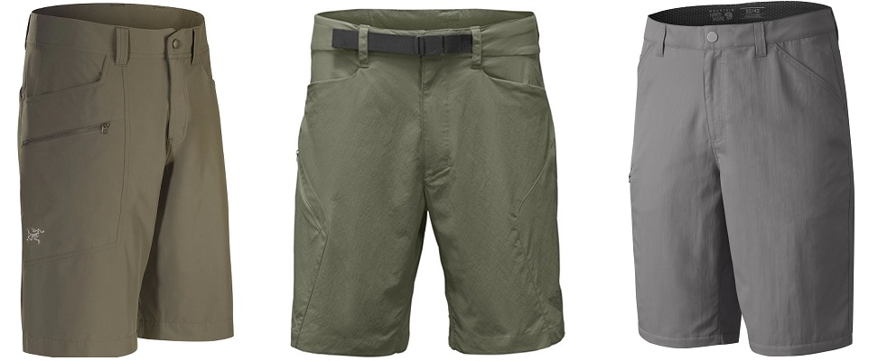 best hiking cargo shorts