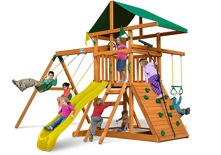 The 7 Best Swing Sets Playsets Reviewed For 2019 Outside Pursuits