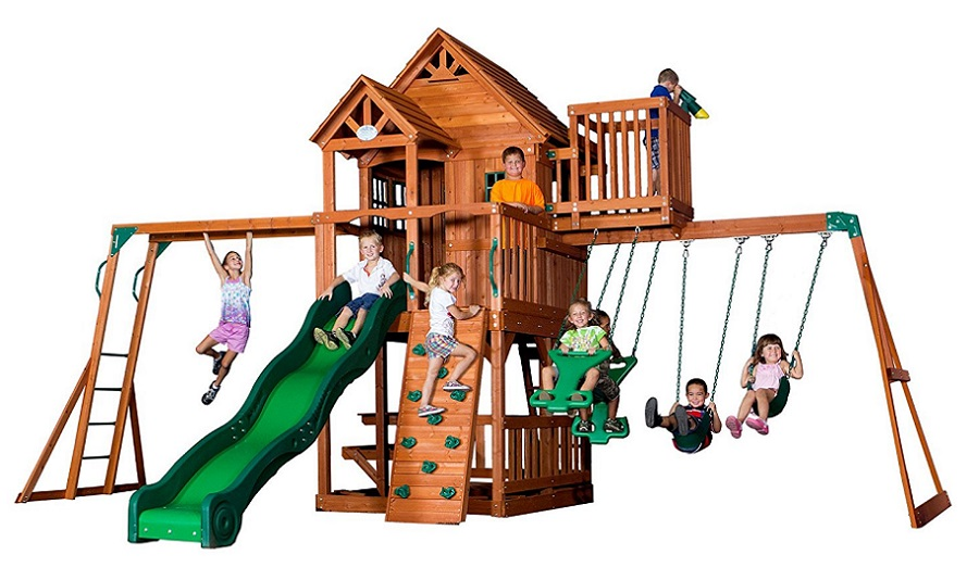 best swing sets