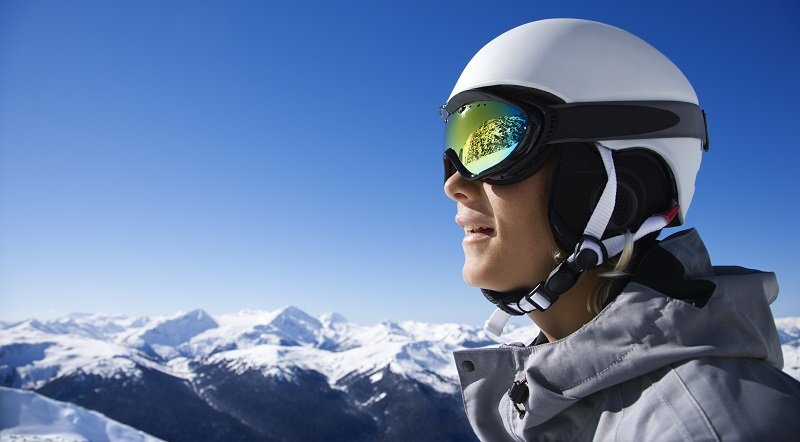 Fit and Sizing Ski Goggles - Helmet Compatability