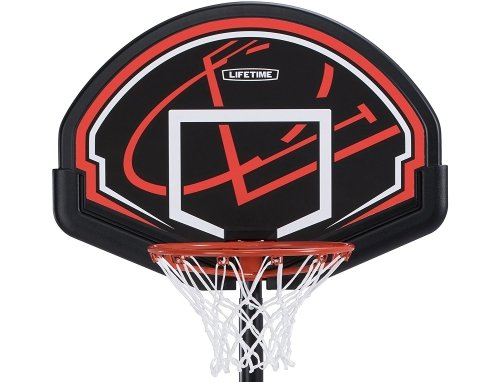 Lifetime-90022-Adjustable-Portable-Basketball youth net hoop rim