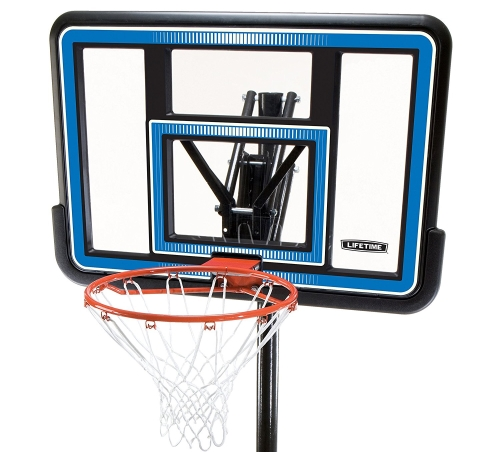 Lifetime-90023-Portable-Basketball-rim Backboard