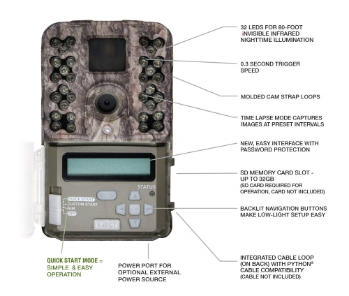 Moultrie-MCG-13182-M-40I-Game-Camera specs