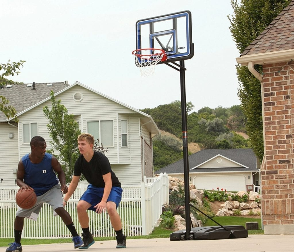 how to choose best portable basketball hoop