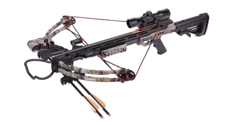 CenterPoint-Sniper-370-Crossbow-best seller hunting feature