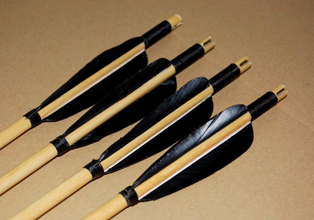 Huntingdoor-Feather-Hunting-arrowhead best arrows for hunting