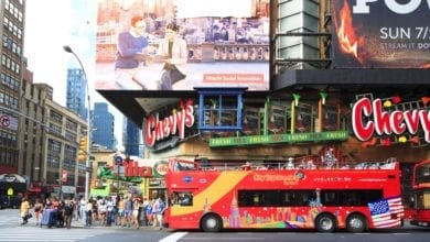 New York CIty Bus Tour City Sightseeing - Feature