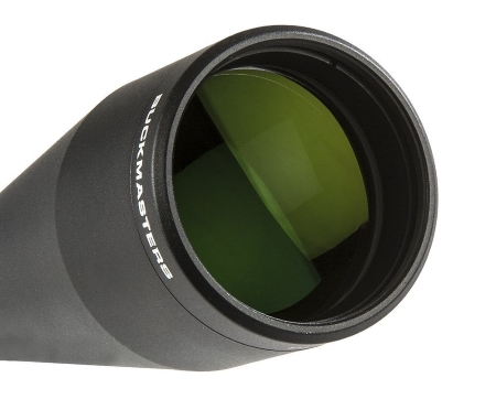 hunting rifle scope lens