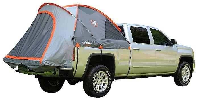 Rightline Gear Full-Size Standard Truck Bed Tent