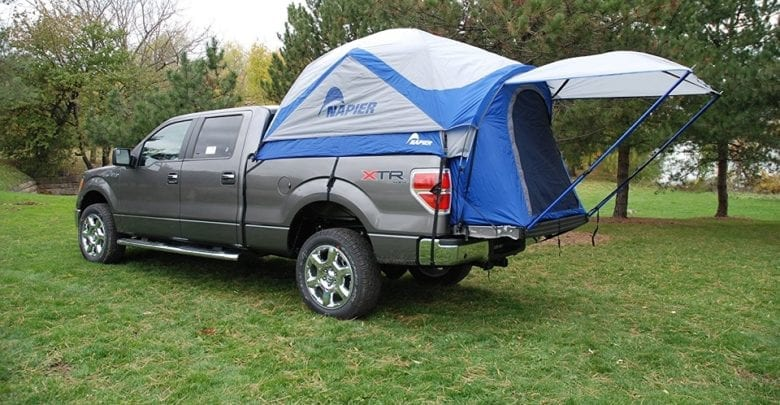 eddc387f11a The 5 Best Truck Bed Tents - [Reviews & Guide 2019] | Outside Pursuits