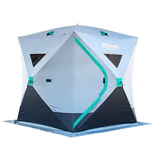 The 5 Best Ice Fishing Shelters Reviewed For [2018-2019