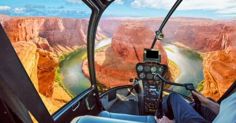 Best Grand Canyon Helicopter Tours - Feature Image