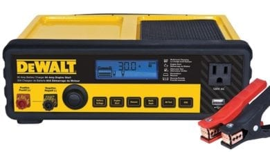 DEWALT-best auto battery charger - featured image