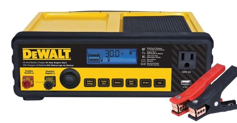 Dewalt Best Auto Battery Charger Featured Image