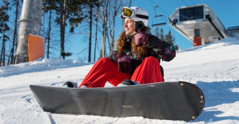 Womens Snowboard Complete Package - feature image