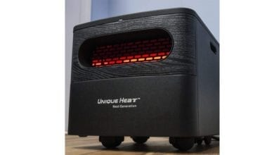 electric infrared space heater - featured image top pick