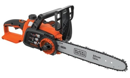 BLACK+DECKER LCS1240 Cordless Battery Operated Chainsaw