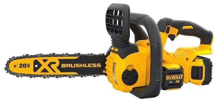 DEWALT DCCS620P1 Cordless Chainsaw Kit