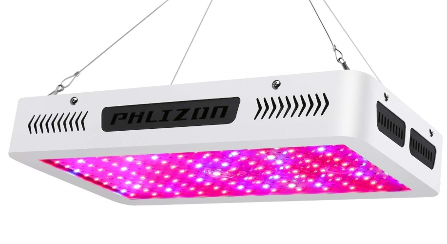 The 5 Best Led Grow Lights For Vegetables 2019 Reviews