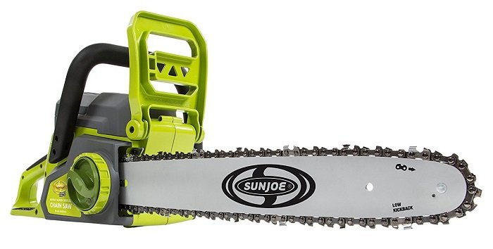 Sun Joe ION16CS Cordless Chain Saw