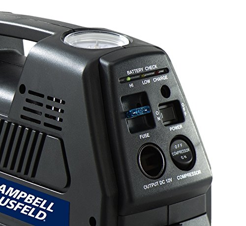 Rechargeable-Compressor-Campbell-Hausfeld reviews