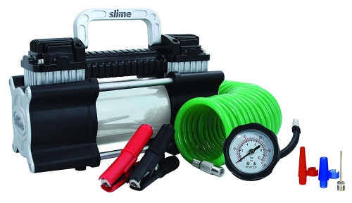 best portable tire inflator slime feature image review