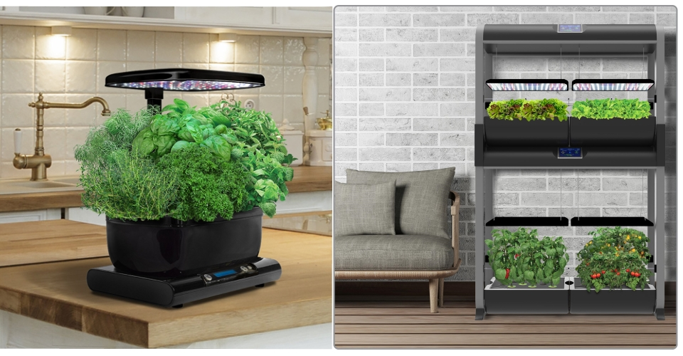 The 10 Best Hydroponic Systems Amp Aerogardens 2019