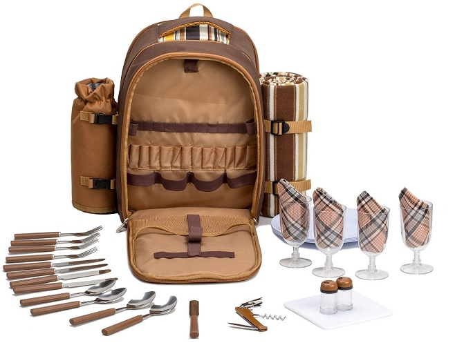 Apollo Walker Tawa Picnic Backpack Bag