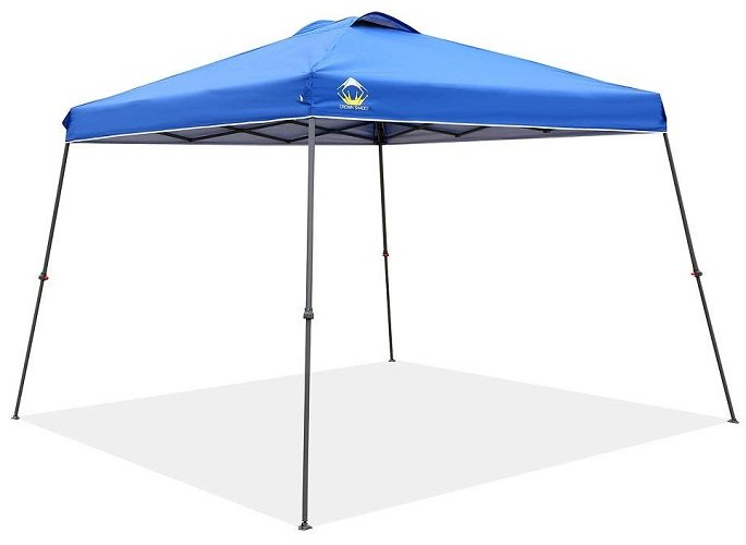 CROWN SHADES Instant Beach Canopy