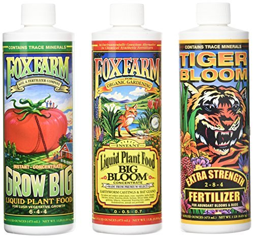 The 6 Top-Rated Best Hydroponic Nutrients and Fertilizers