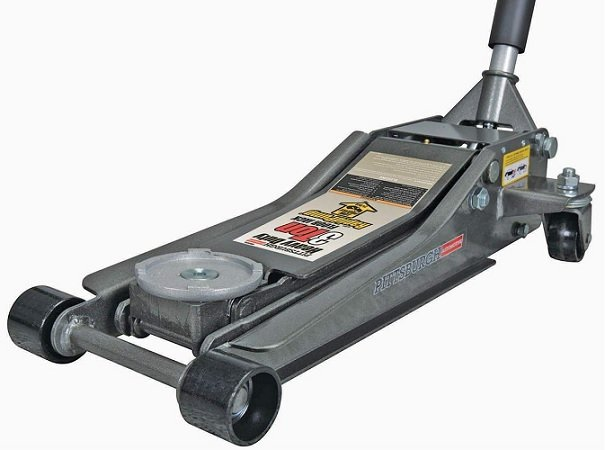 Pittsburgh Automotive Ultra Low Profile Floor Jack