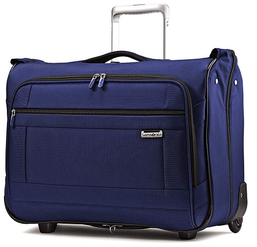 Samsonite Solyte Softside Carry-On Wheeled Garment Bag