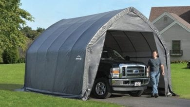 ShelterLogic-Garage-Box-Truck-Shelter feature 1