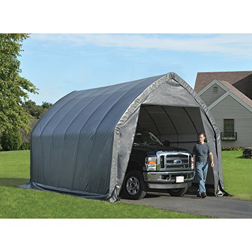 The 6 Best Portable Garages & Car Shelters - [2019 Reviews ...