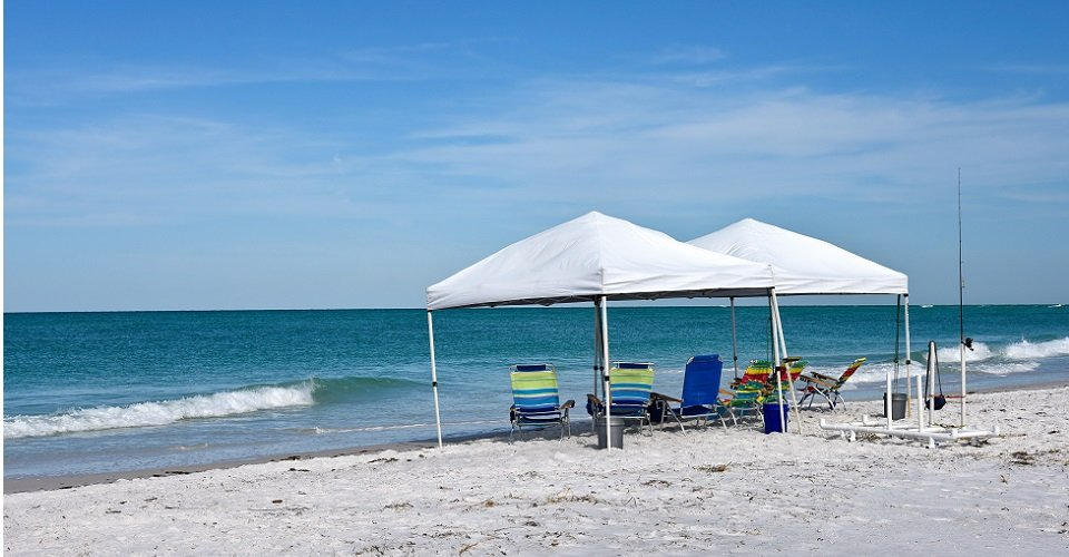 The 5 Best Beach Shade Canopies 2020 Reviews Outside