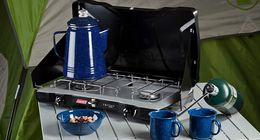 best camping cooker