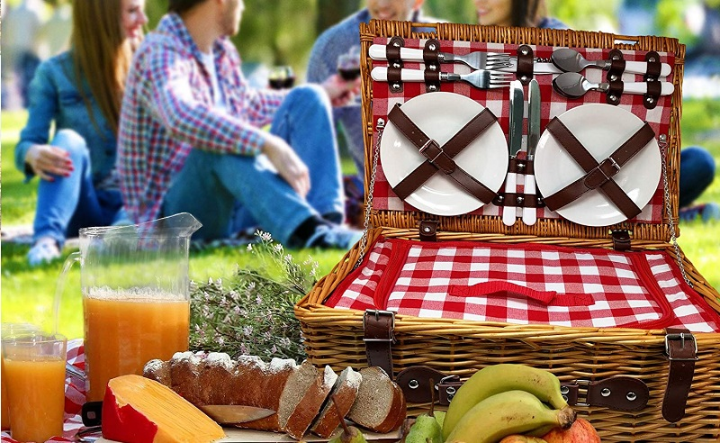 best insulated picnic basket