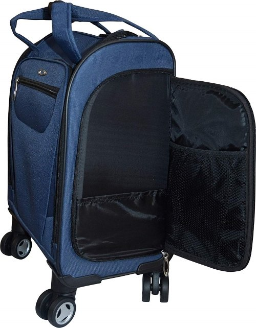 Kemyer-Underseater-Spinner-Pocket-Wheeled7 luggage review