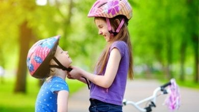 best kids bike helmet