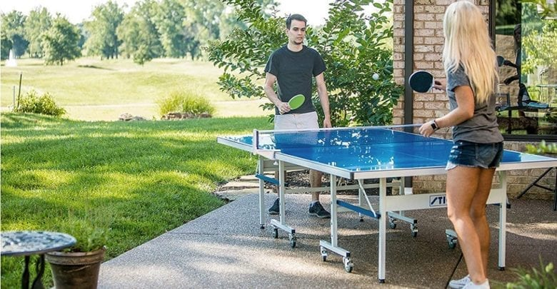 Fantastic The 7 Best Outdoor Ping Pong Tables Reviewed For 2019 Download Free Architecture Designs Embacsunscenecom