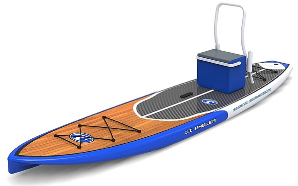 California Board Company Angler Fishing Stand up Paddle Board