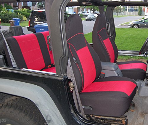 The 5 Best Jeep Wrangler Seat Covers Reviewed 2019